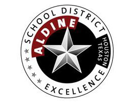 The Aldine School District Logo
