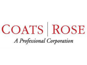 The Coats | Rose Law Firm Logo
